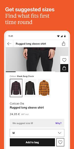 Zalando – fashion, inspiration & online shopping 4.67.0 screenshots 5