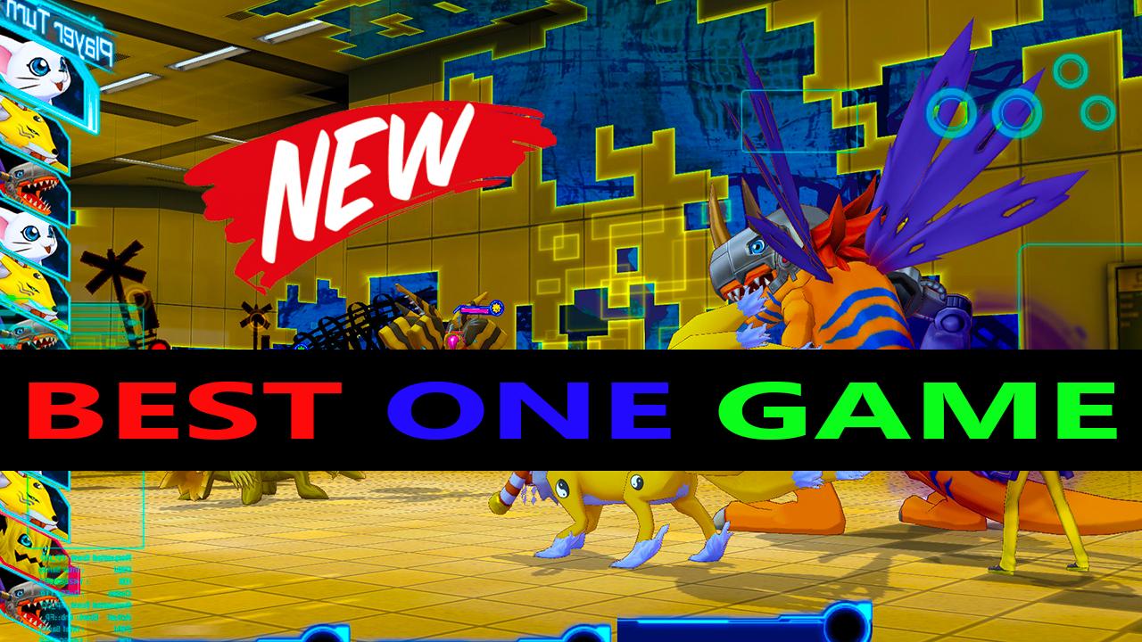 Download New Digital World Digimon Game 2017 Tips APK + Mod