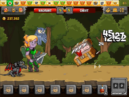 Let's Journey (idle clicker rpg) screenshots apkspray 7