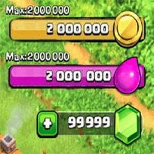 Hack Free Gems for coc App 100% New (Prank)