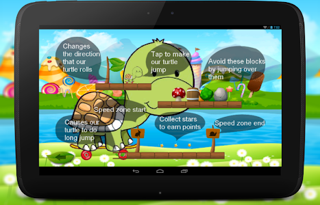 Happy Turtle Jumper Skateboard screenshot 2