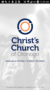 Christ's Church of Oronogo- screenshot thumbnail