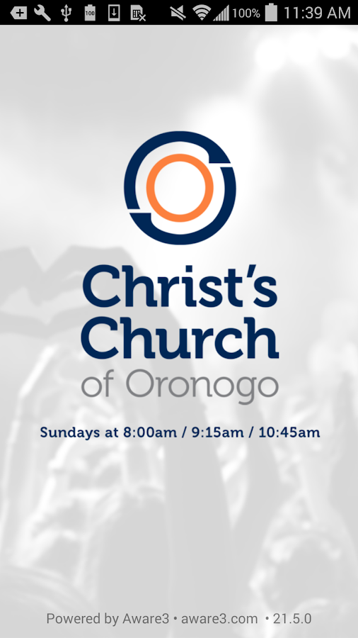 Christ's Church of Oronogo- screenshot