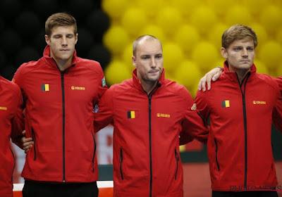 Coupe Davis : Les Belges joueront à Francfort