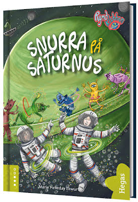 Rymd-klubben E.T. 3 - Snurra på Saturnus
