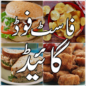 Fast Food Urdu Recipes - Pakistani Recipes In Urdu icon