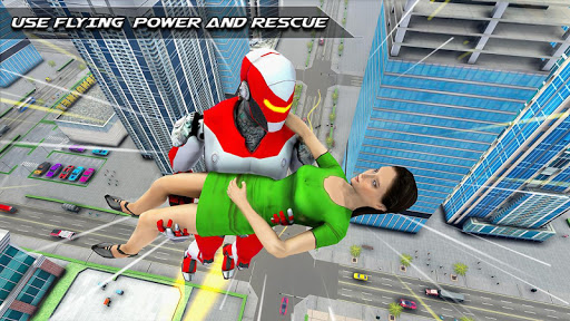 Speed Robot Game u2013 Miami Crime City Battle 2.4 Screenshots 3