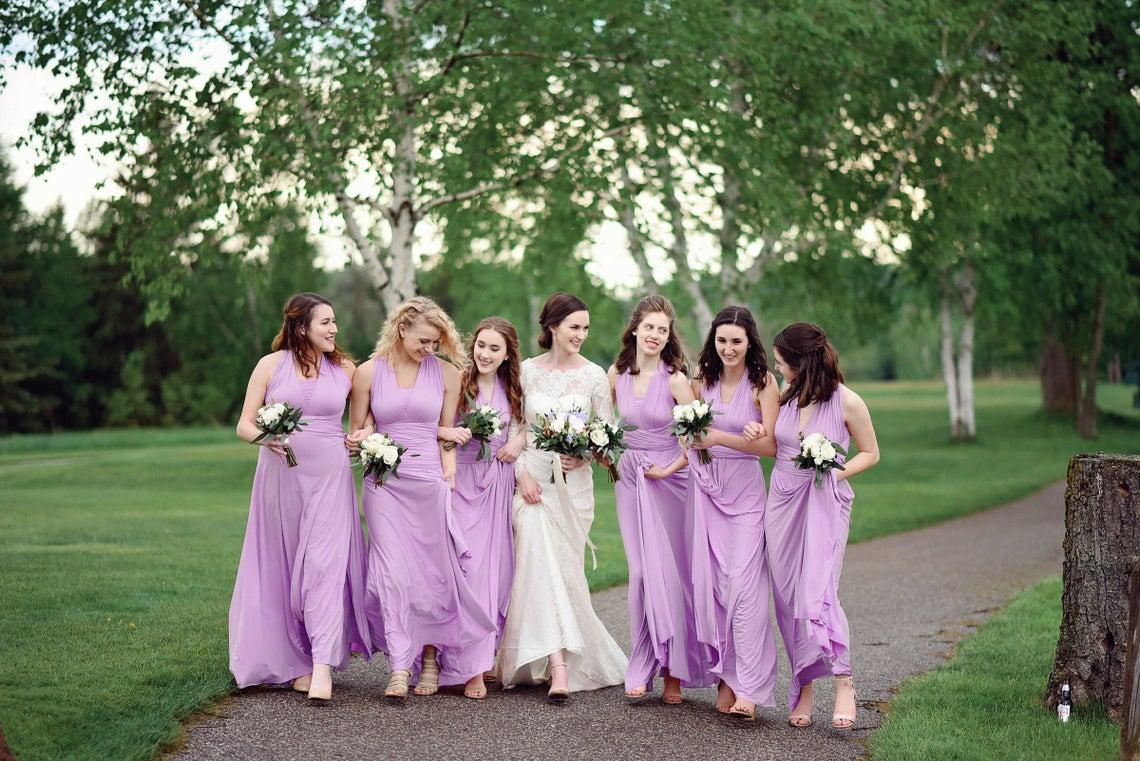 plus-size multiway bridesmaid dresses 9