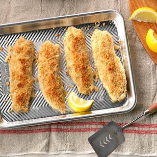 Horseradish Crusted Fish Recipes.