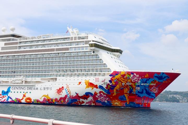 シンガポール発着のクルーズ、ゲンティンドリーム号で楽しめるアジアの船旅とは?