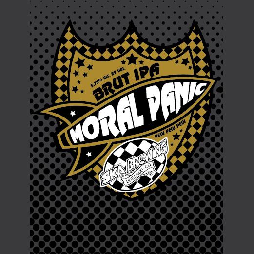 Logo of Ska Moral Panic