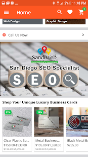 Digital Marketing Agency ( Professional SEO App )- screenshot thumbnail
