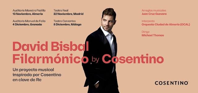 Serán cuatro conciertos únicos en Almería, Madrid, Granada y Málaga.