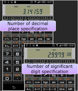 Scientific Calculator 995 - náhled