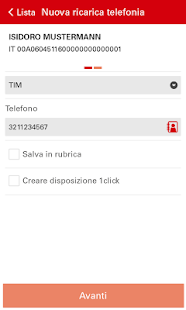 isi-mobile Cassa di Risparmio- screenshot thumbnail
