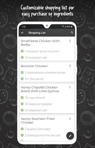 Chicken Recipes 26.1.0 screenshots 6