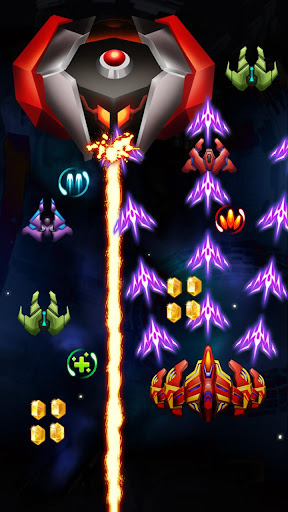 Galaxy Shooter : Alien Strike 1.0 screenshots 3
