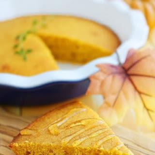 Pumpkin Honey Cornbread.