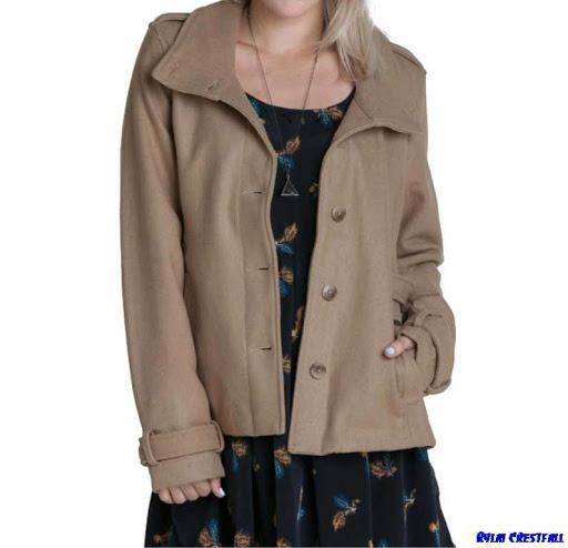 女夾克的設計理念