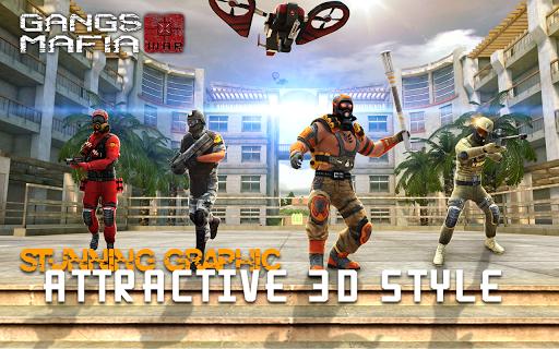 Gang War Mafia APK 1.2.3 screenshots 1