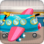 Airplane Holiday Cleanup & Wash Crew APK icon