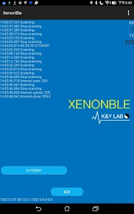 XenonBLE上傳程式 - náhled