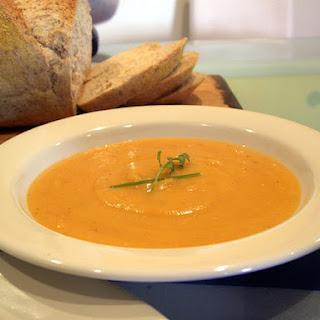 Sweet Potato Soup.