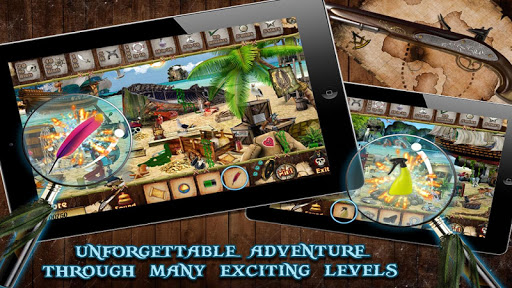 Hidden Objects for Pirates