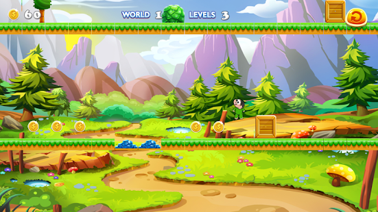 Monica Toy Adventures World : Free Game - náhled