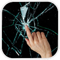 cracked display 3D icon