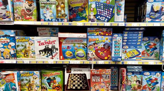 Esta tienda te regala el 25% de los juguetes que compres este mes