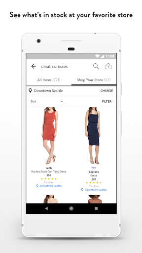 Nordstrom: Shopping, Clothing, Shoes & Handbags screenshots 5