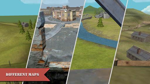 ud83cudf96ufe0fTank Arena Sniper - Artillery Destroy Tanks 1.62 screenshots 4