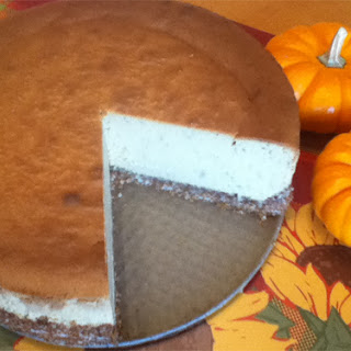 Gluten Free Coconut Cream Pumpkin Cheesecake