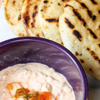 Kimchi Hummus.