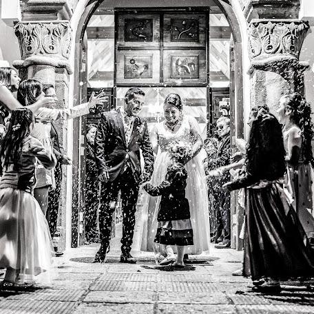 Fotógrafo de bodas Francisco Teran (fteranp). Foto del 05.01.2018