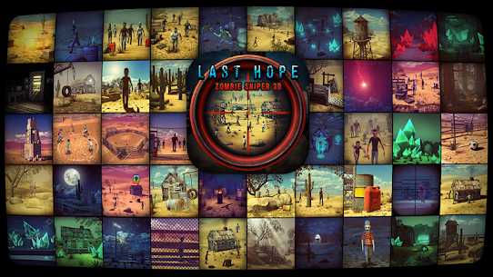 Last Hope – Zombie Sniper 3D [Dinheiro Infinito] 8