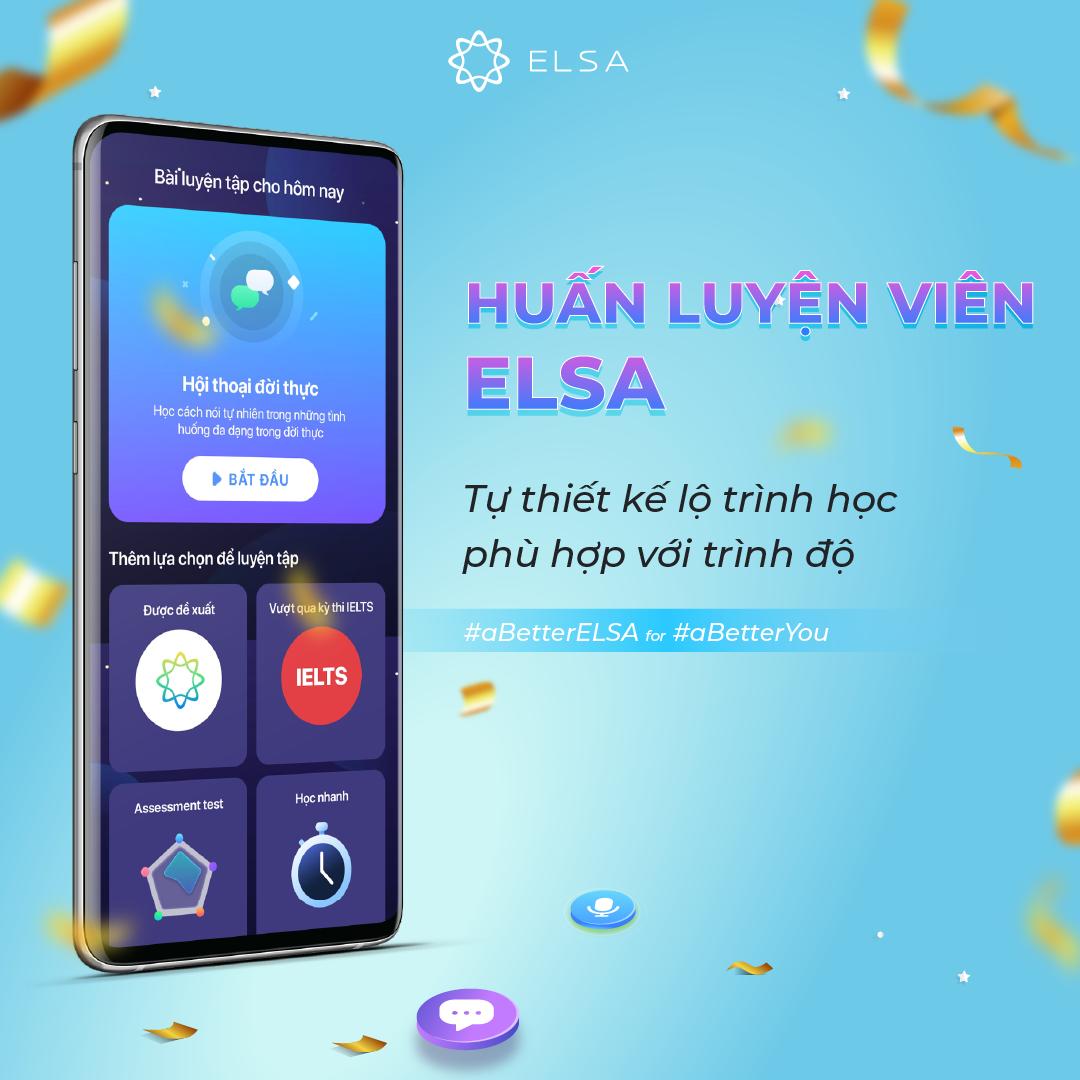 ứng dụng học tiếng Anh giao tiếp   ELSA Speak