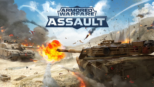 Armored Warfare: Assault fond d'écran 1