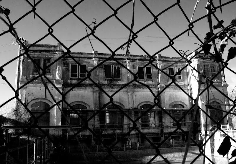 Architettura abbandonata di France94