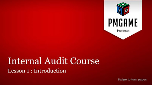 Internal Audit Course Lesson 1