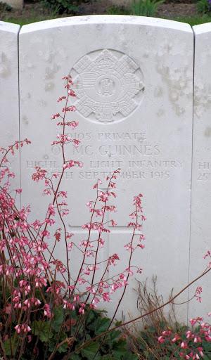 Owen McGuinness grave