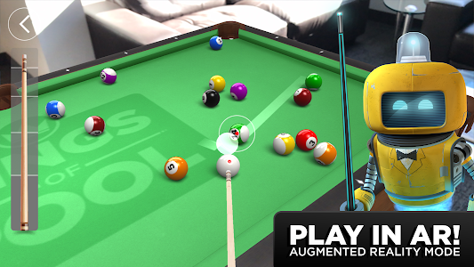 Kings of Pool - Online 8 Ball 1.25.2 (Mod Gold)