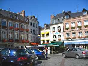 Photo: Honfleur (2007).