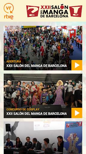 玩免費漫畫APP|下載Salón Manga RTVE 360 app不用錢|硬是要APP