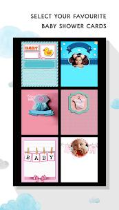 Baby Shower Invitation Card Maker 2