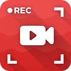 Screen Recorder With Audio And Editor & Screenshot icon