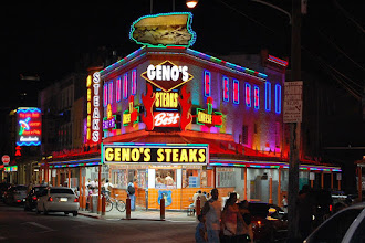 Photo: Geno's Steaks Philadelphia