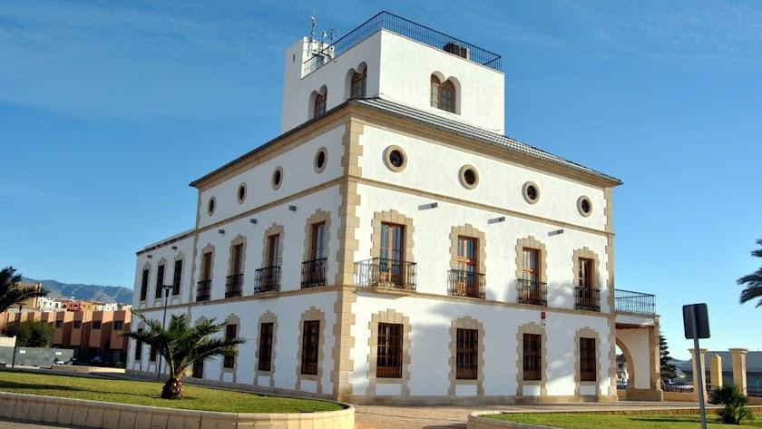 Palacio de las Mascaranas, actual Ayuntamiento.