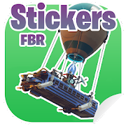 WAStickerApps For Fortnite - Stickers For WhatsApp